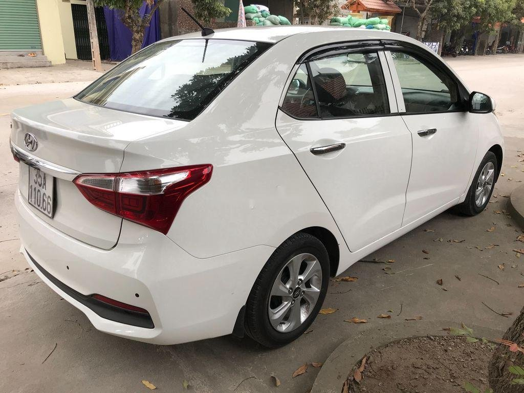 Bán ô tô Hyundai Grand i10 sản xuất 2018 còn mới (11)