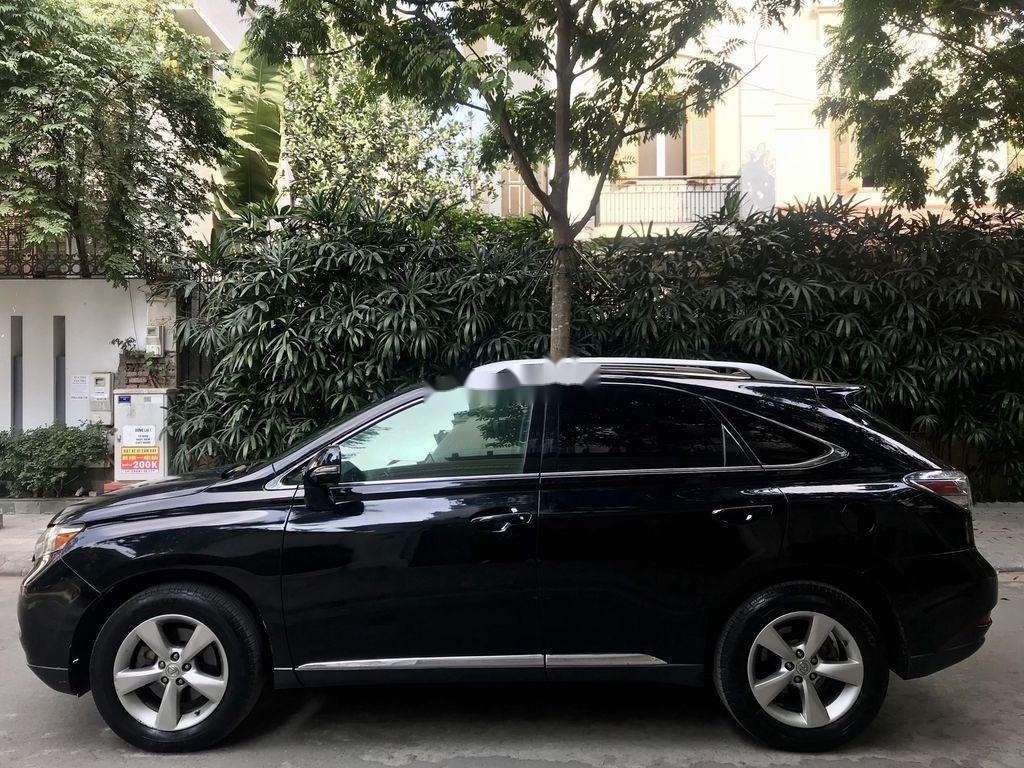 Cần bán Lexus RX 350 sản xuất năm 2009, màu đen, nhập khẩu  (5)