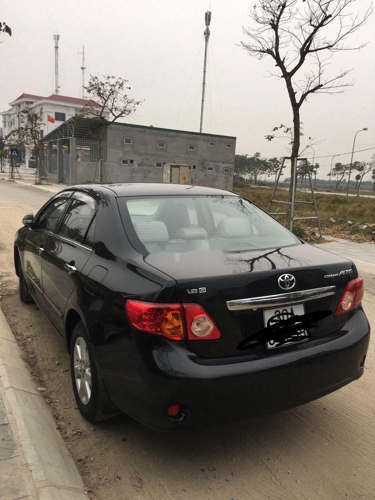 Bán ô tô Toyota Corolla Altis năm sản xuất 2009 còn mới giá cạnh tranh (3)