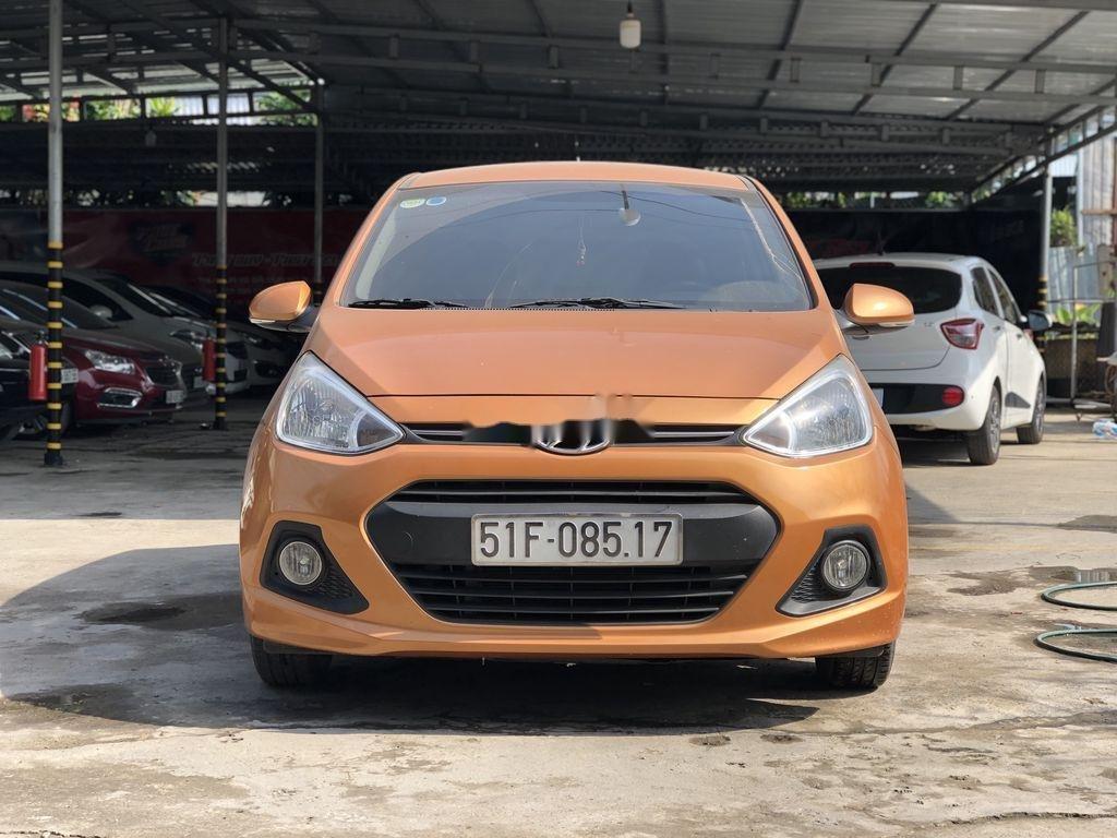 Bán ô tô Hyundai Grand i10 năm sản xuất 2014, nhập khẩu còn mới (1)