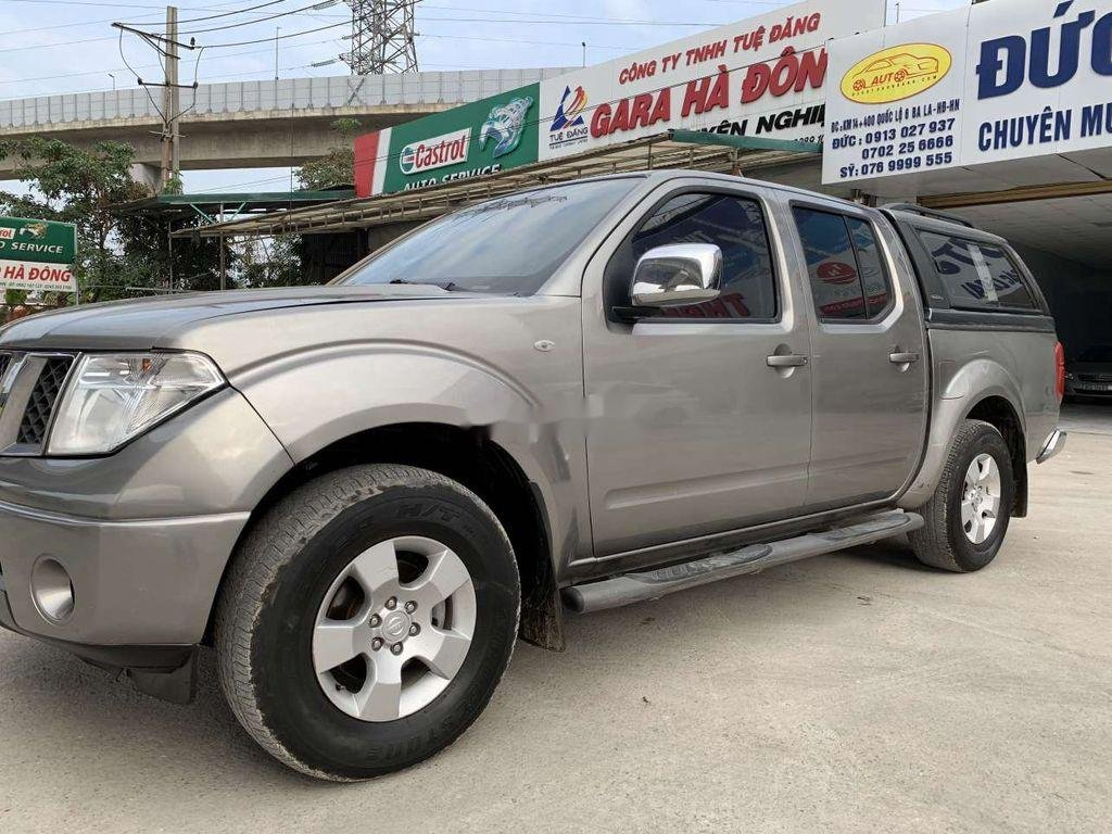 Bán Nissan Navara năm sản xuất 2013, màu xám, nhập khẩu  (3)