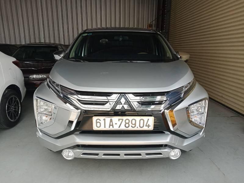 Cần bán gấp Mitsubishi Xpander đời 2020, màu bạc, nhập khẩu (1)