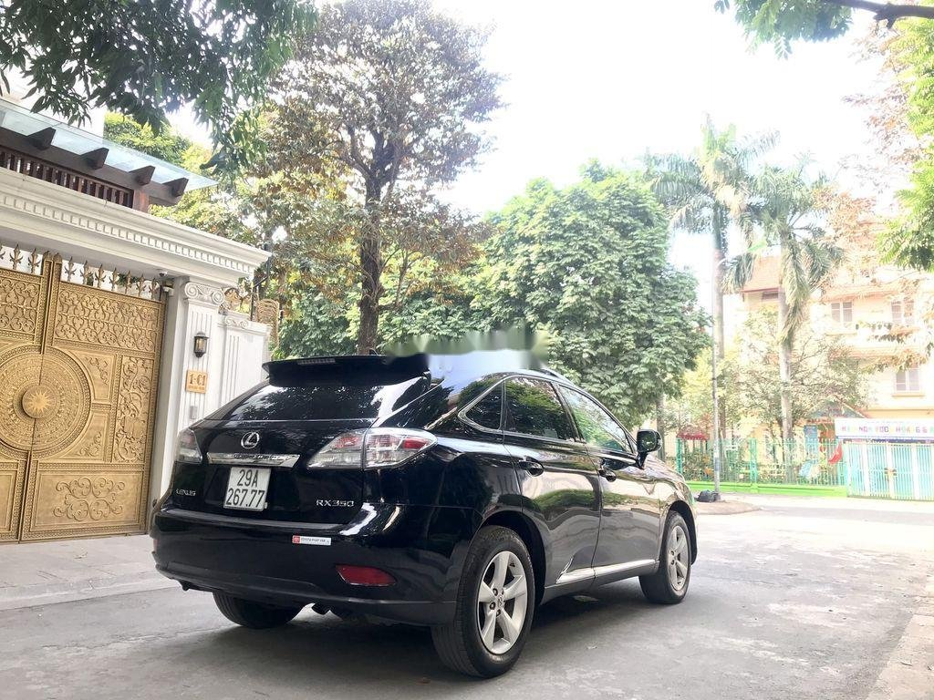 Cần bán Lexus RX 350 sản xuất năm 2009, màu đen, nhập khẩu  (9)
