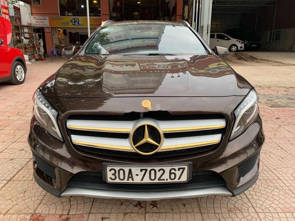 Cần bán xe Mercedes CLA class sản xuất 2015, nhập khẩu còn mới, giá chỉ 990 triệu. (1)