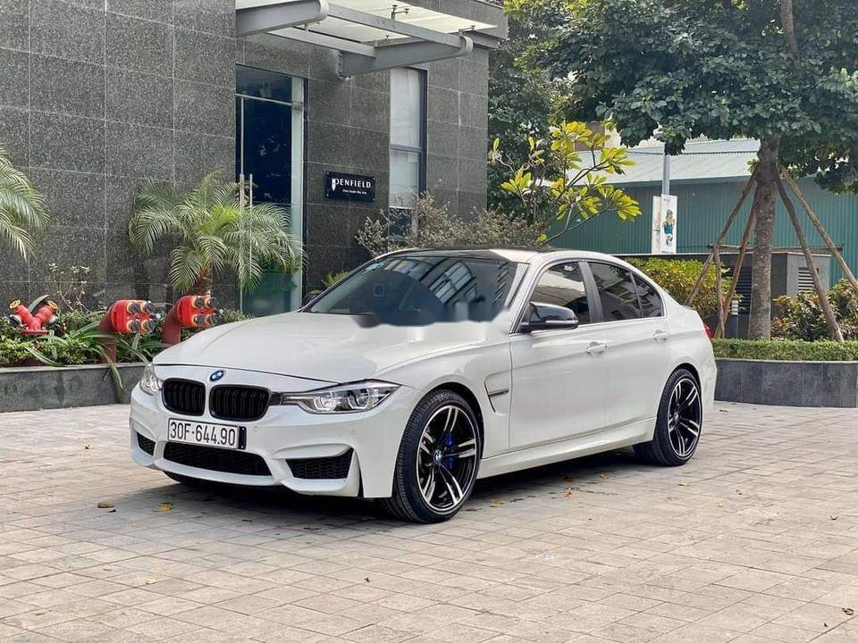 Bán ô tô BMW 3 Series sản xuất 2016 còn mới (2)