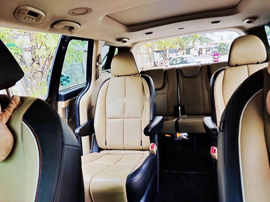 Bán xe Kia Sedona GATH năm sản xuất 2015, màu nâu, nhập khẩu  (8)