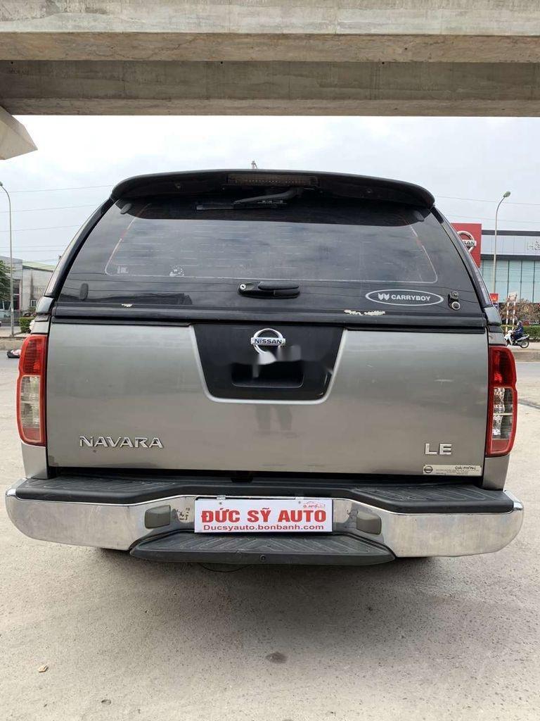 Bán Nissan Navara năm sản xuất 2013, màu xám, nhập khẩu  (6)
