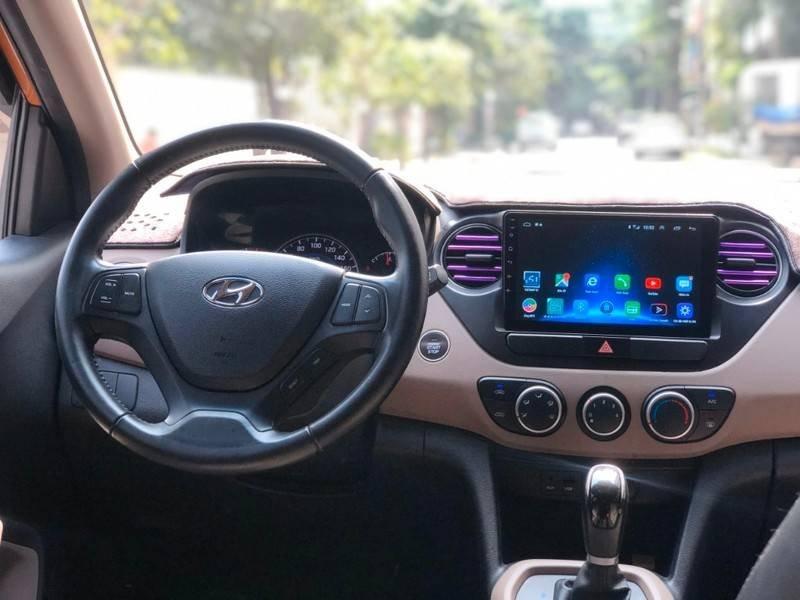 Cần bán lại xe Hyundai Grand i10 2015, nhập khẩu nguyên chiếc (6)