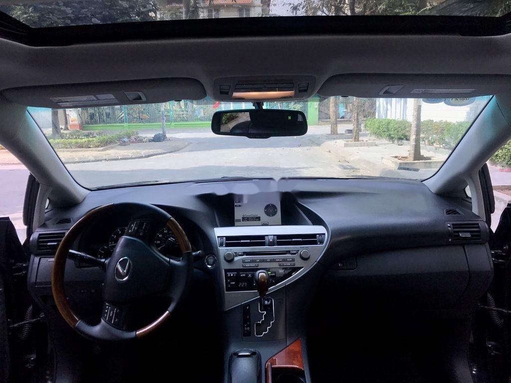 Cần bán Lexus RX 350 sản xuất năm 2009, màu đen, nhập khẩu  (10)