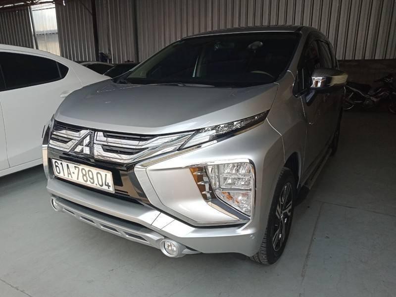 Cần bán gấp Mitsubishi Xpander đời 2020, màu bạc, nhập khẩu (2)