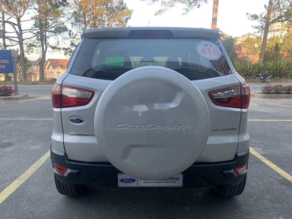 Bán xe Ford EcoSport năm 2017, màu bạc chính chủ (6)