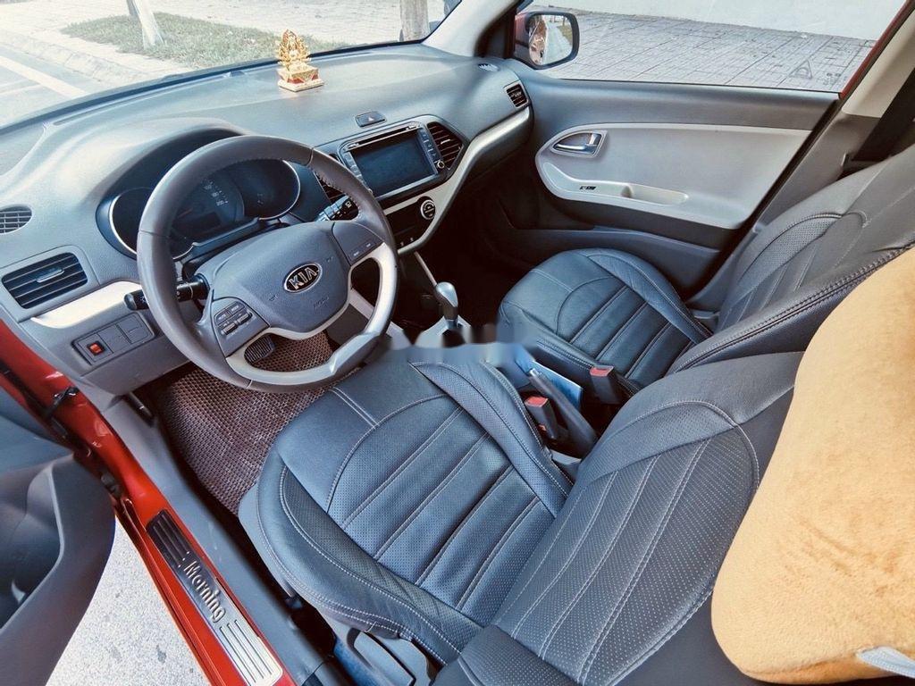 Bán ô tô Kia Morning Si 1.25 AT sản xuất 2016, giá 325tr (6)