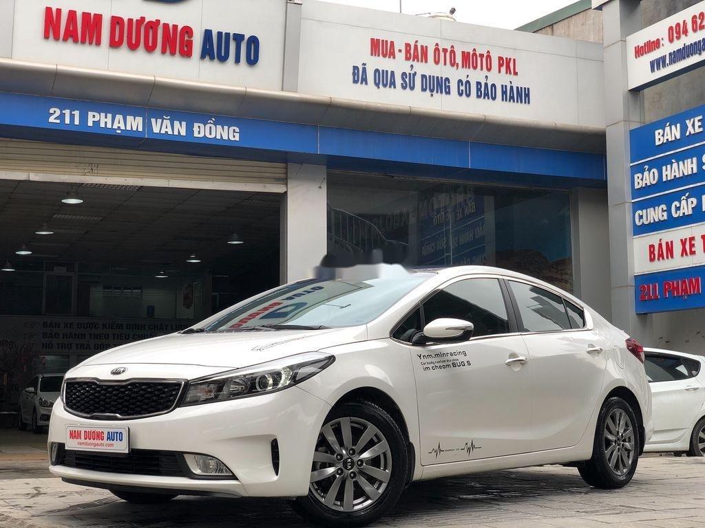 Cần bán gấp Kia Cerato sản xuất 2016 còn mới (1)