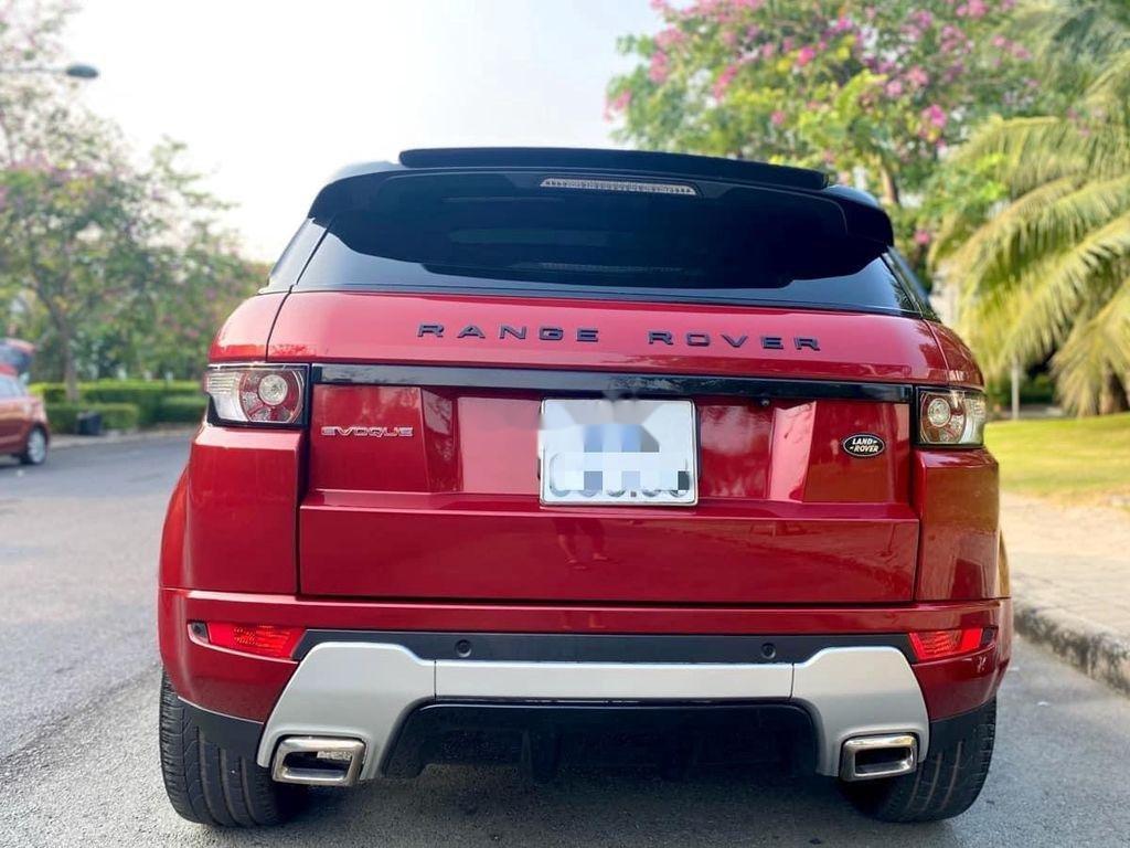 Cần bán LandRover Evoque năm 2013, nhập khẩu nguyên chiếc còn mới (6)