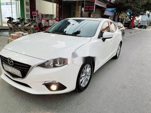 Cần bán xe Mazda 3 sản xuất 2016, màu trắng chính chủ, giá 526tr (2)