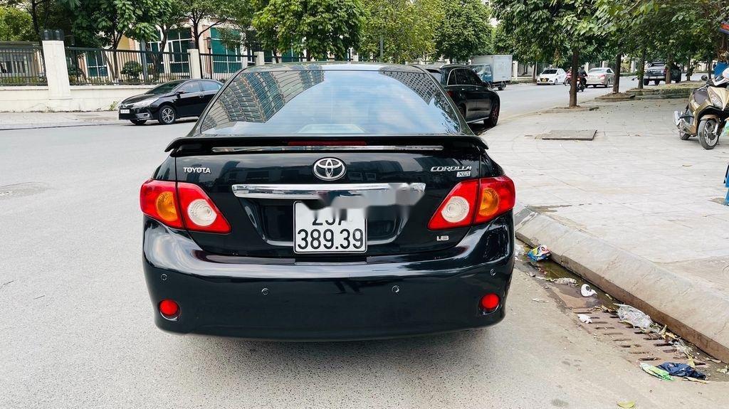 Bán Toyota Corolla Altis 1.8AT năm sản xuất 2009, nhập khẩu nguyên chiếc, giá chỉ 385 triệu (4)