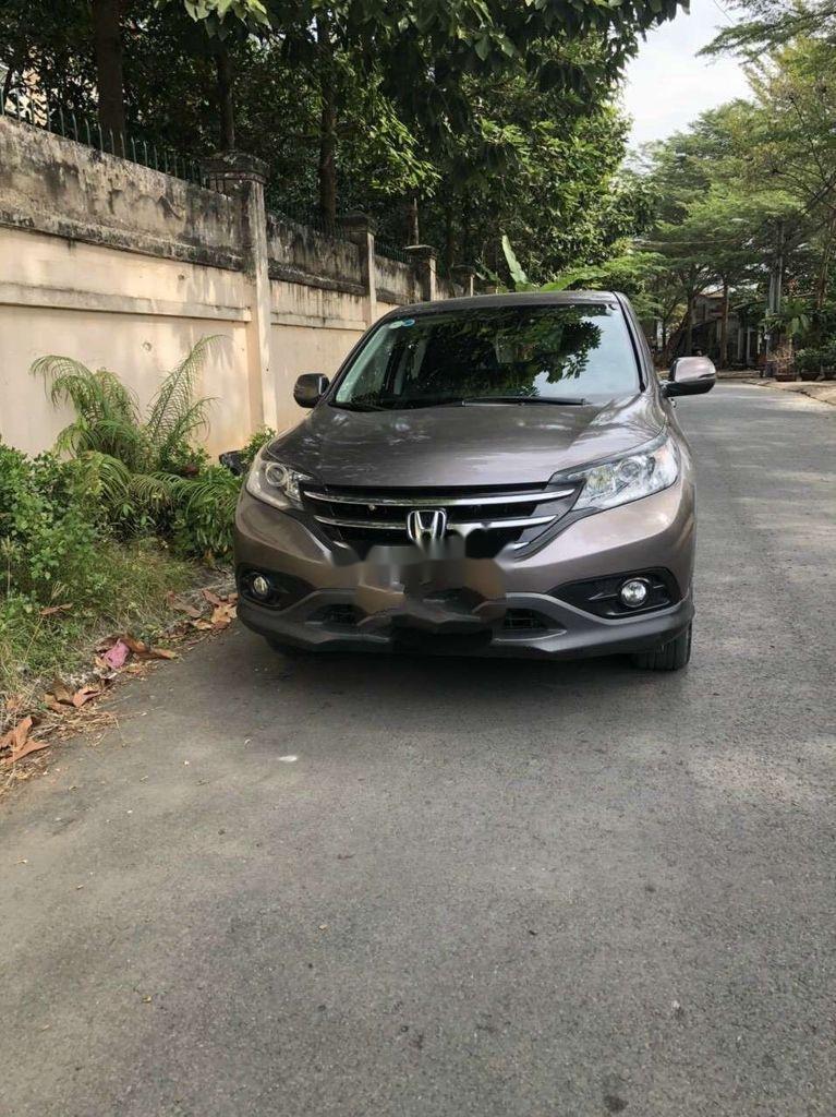 Cần bán lại xe Honda CR V năm 2014, xe giá thấp (1)