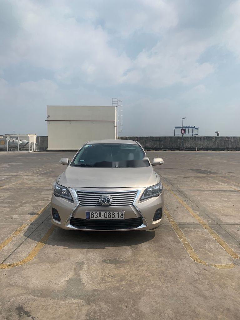 Cần bán lại xe Toyota Corolla Altis năm sản xuất 2014 còn mới (3)