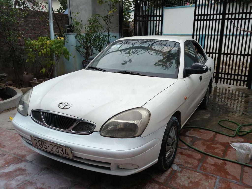 Bán Chevrolet Nubira sản xuất 2003 còn mới, giá 50tr (4)