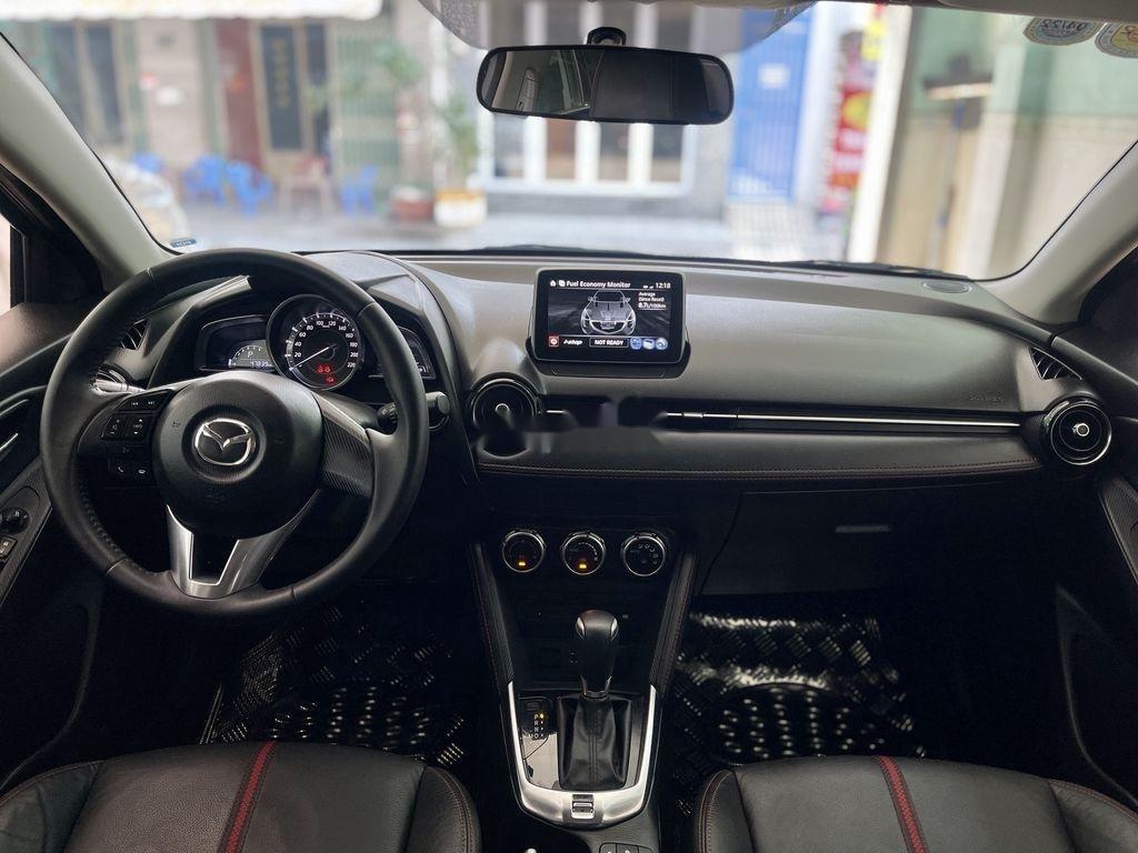 Bán Mazda 2 năm sản xuất 2016, màu xám chính chủ  (7)