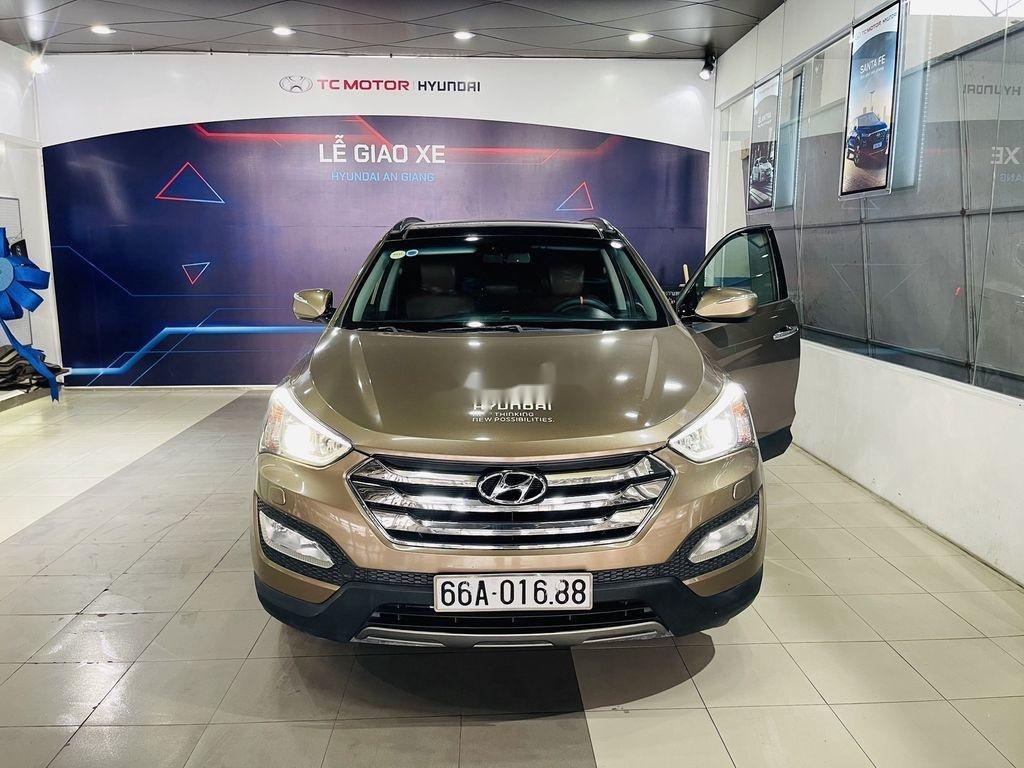 Bán Hyundai Santa Fe năm sản xuất 2013, nhập khẩu còn mới giá cạnh tranh (9)