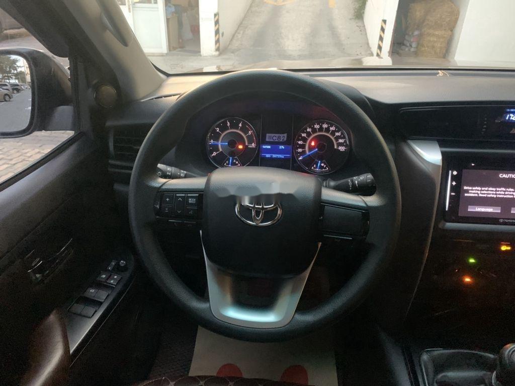 Bán xe Toyota Fortuner đời 2019, màu xám chính chủ (12)