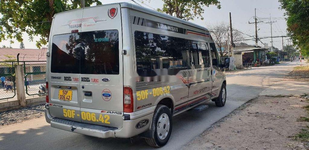 Bán ô tô Ford Transit sản xuất 2007 còn mới (2)