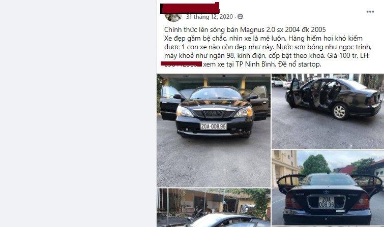 Xe Ngân, xe MBC rầm rộ rao bán dịp cuối năm, cẩn thận mất oan cả đống tiền!