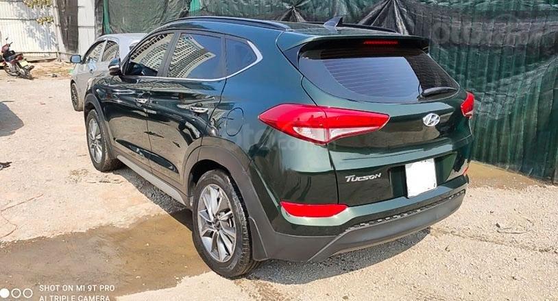 Bán Hyundai Tucson 2.0 ATH 2018, màu xanh lam  (3)