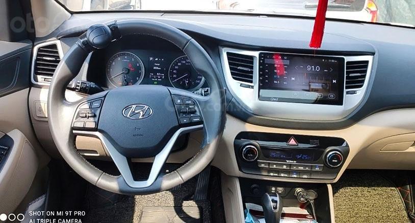 Bán Hyundai Tucson 2.0 ATH 2018, màu xanh lam  (2)