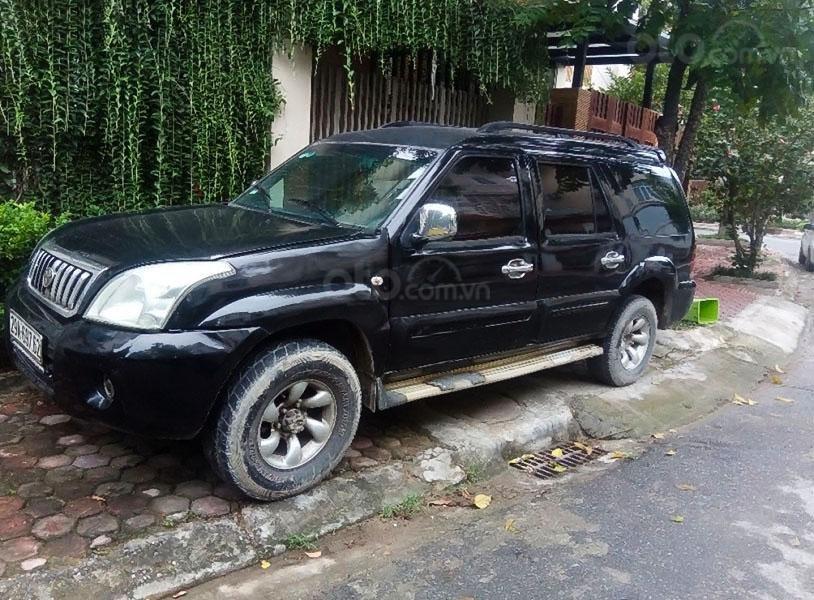 Bán Mekong Pronto 2008, màu đen, 130 triệu (5)