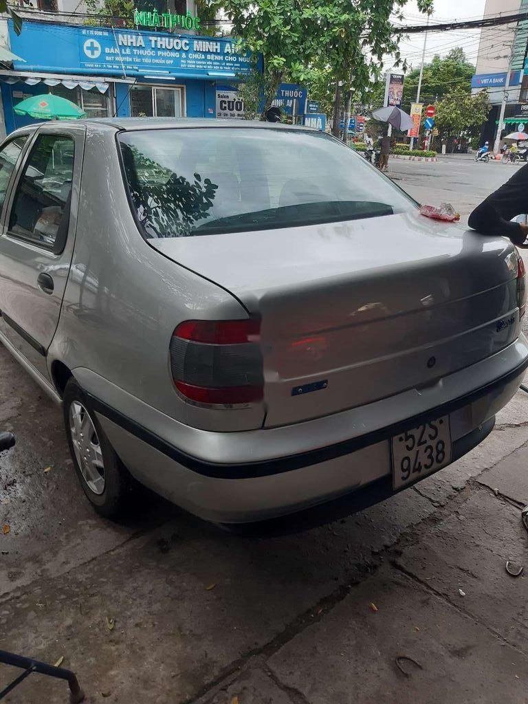 Bán ô tô Fiat Siena sản xuất năm 2001, nhập khẩu nguyên chiếc giá cạnh tranh (1)