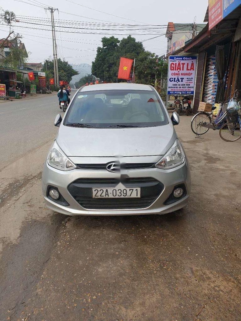 Cần bán lại xe Hyundai Grand i10 năm sản xuất 2015, nhập khẩu giá cạnh tranh (1)