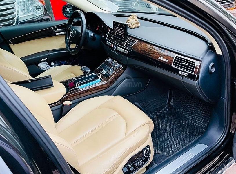 Bán xe Audi A8 đời 2011, màu đen, nhập khẩu nguyên chiếc (3)
