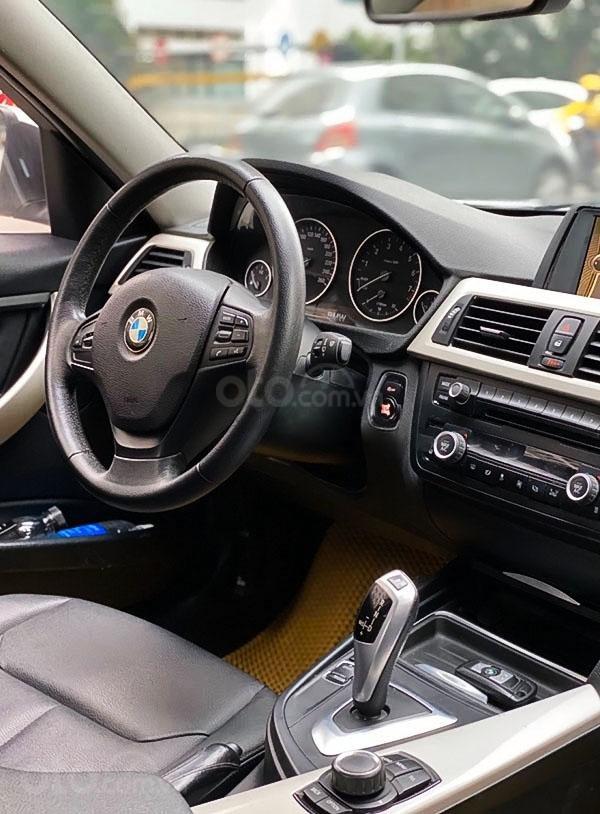Bán BMW 3 Series 320i đời 2014, màu trắng, xe nhập chính chủ (4)