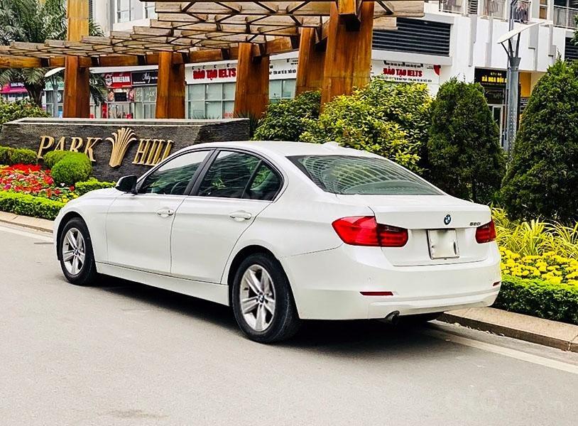 Bán BMW 3 Series 320i đời 2014, màu trắng, xe nhập chính chủ (3)