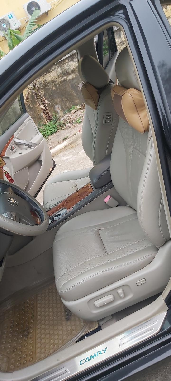 Toyota Camry 2008 nguyên bản cần bán (6)