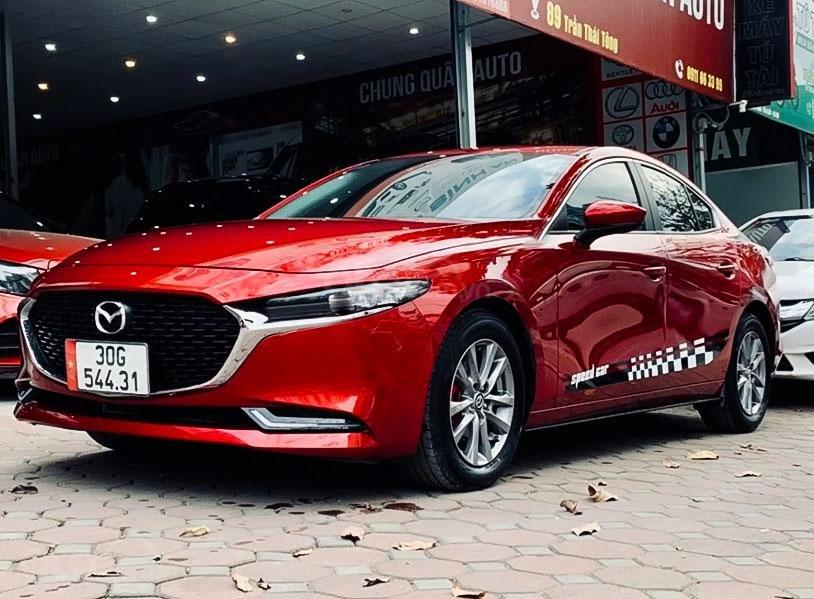 Cần bán xe Mazda 3 sản xuất năm 2020, màu đỏ (3)