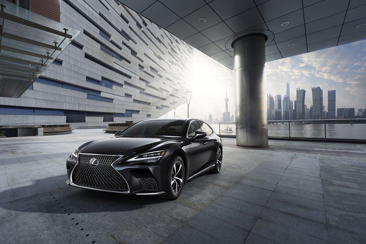 Giá xe Lexus LS 2021 mới nhất.