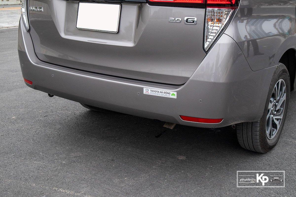 Ảnh Cản sau xe Toyota Innova 2.0G 2021