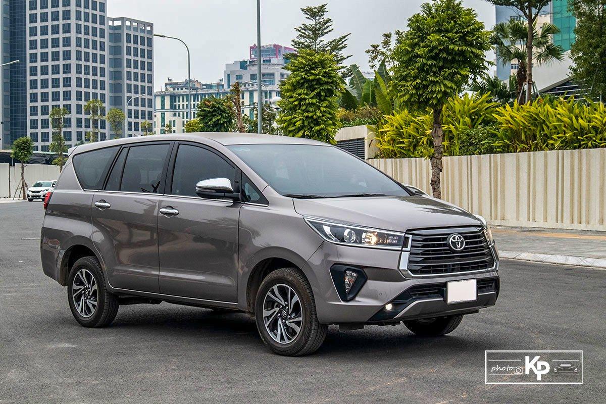 Ảnh giới thiệu xe Toyota Innova 2.0G 2021