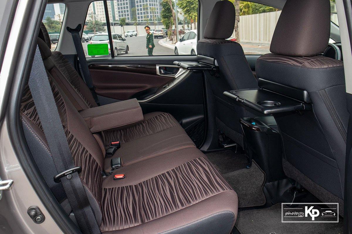 Ảnh Ghế 2 xe Toyota Innova 2.0G 2021