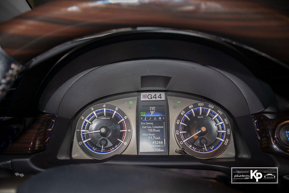 Ảnh Đồng hồ xe Toyota Innova 2.0G 2021 a1