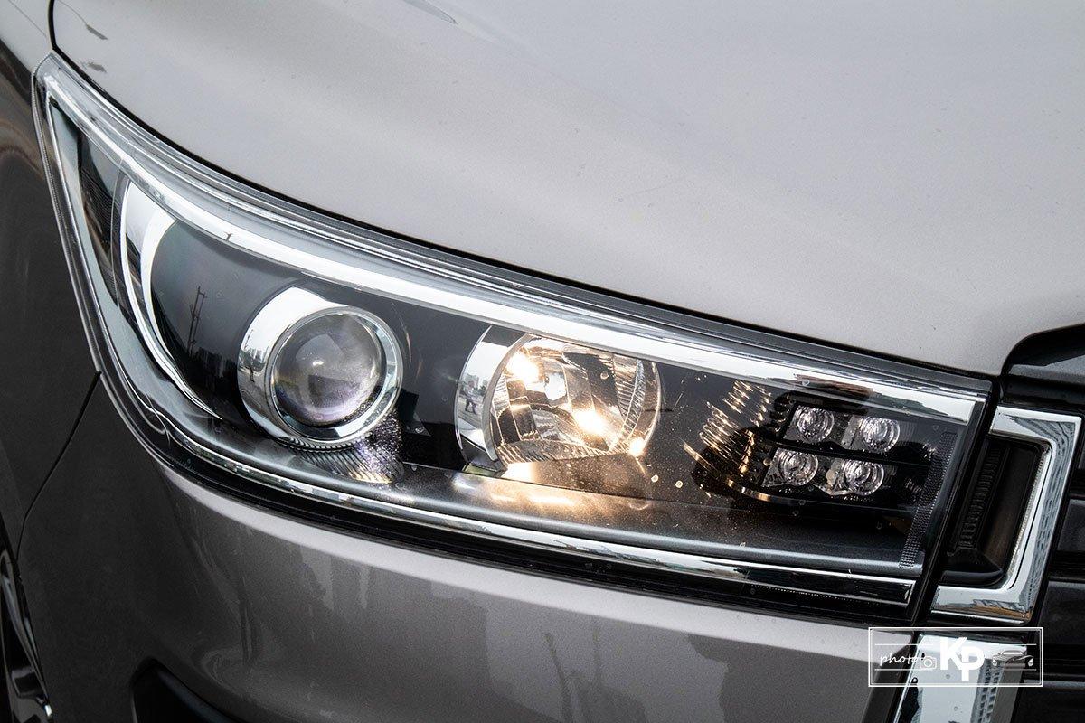 Ảnh Đèn pha xe Toyota Innova 2.0G 2021