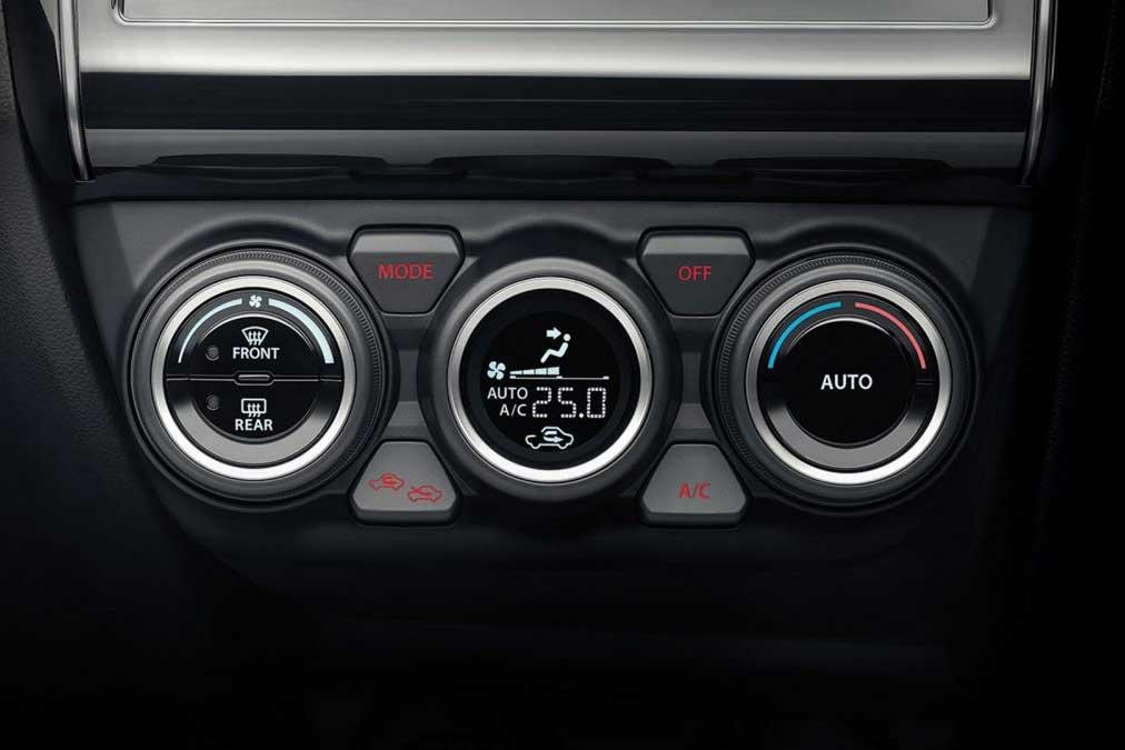 Một số phím chức năng trên xe Suzuki Swift 2021 1