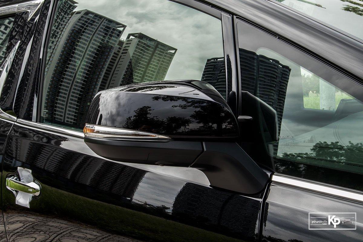 Ảnh Gương chiếu hậu xe Lexus LM 2021