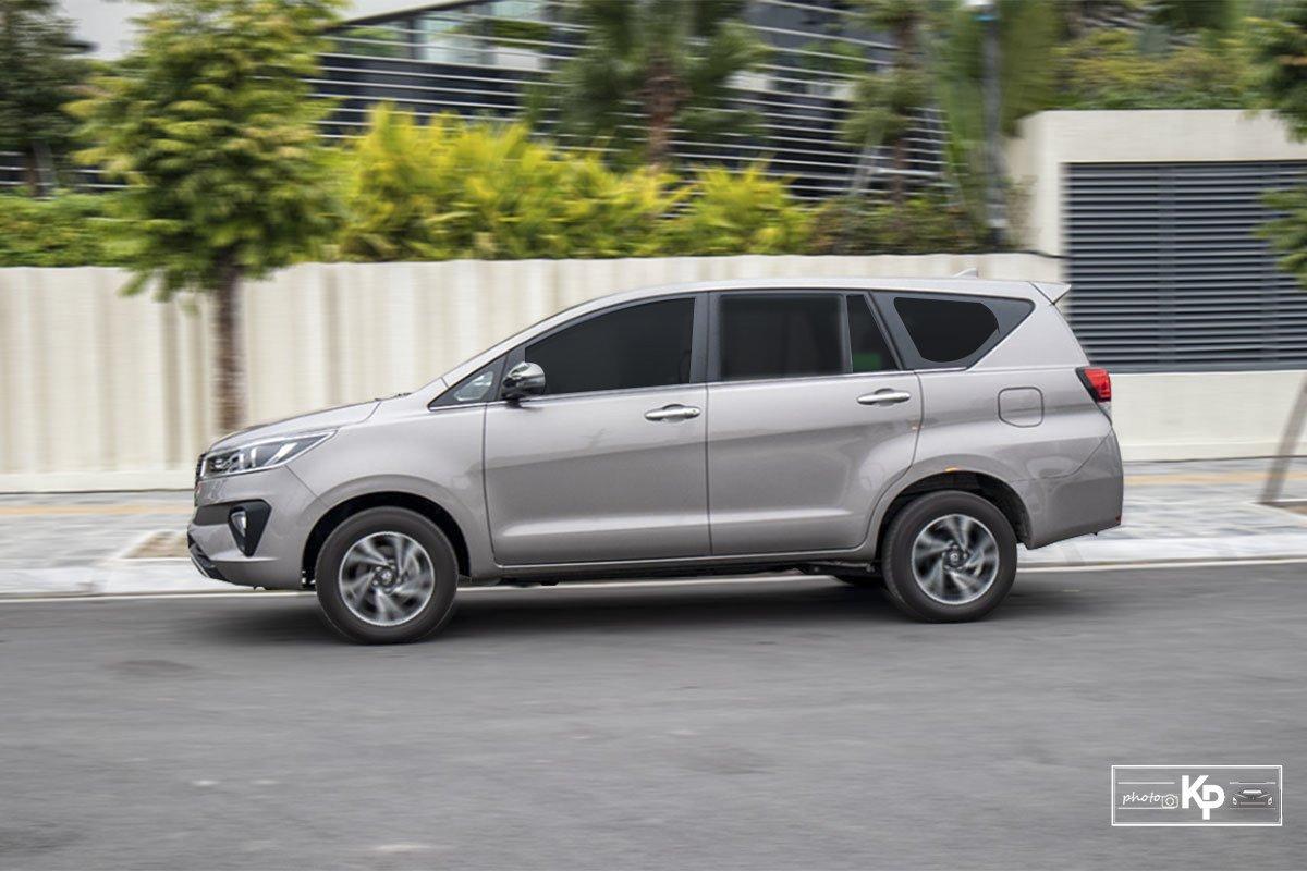Ảnh Vận hành xe Toyota Innova 2.0G 2021
