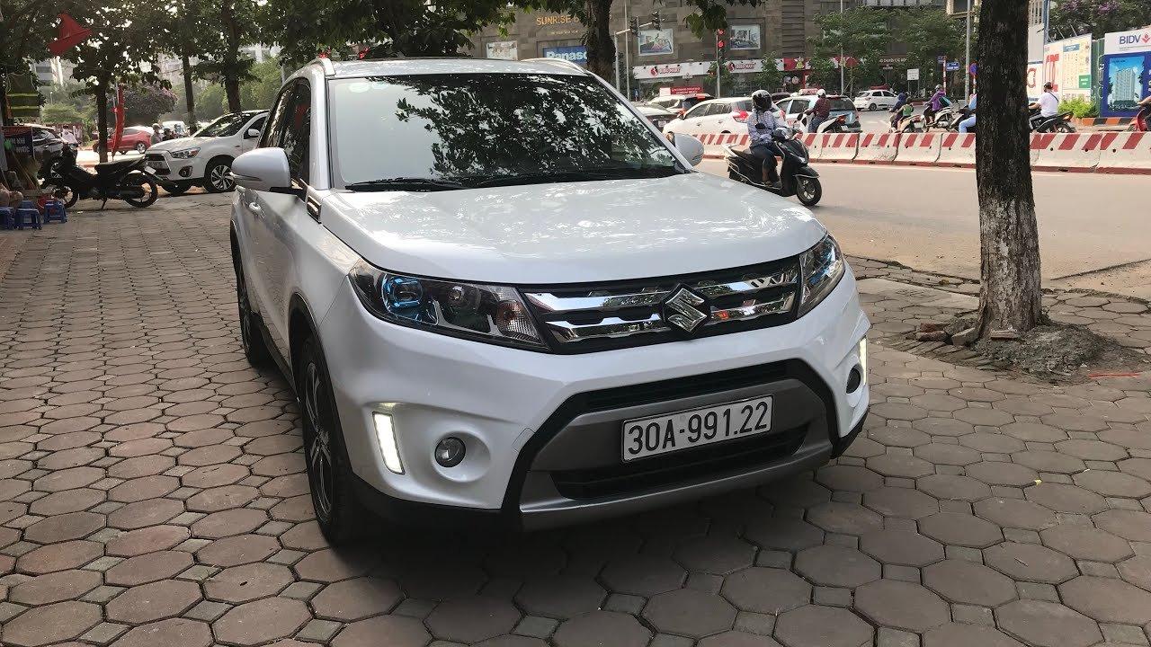 Suzuki Vitara 2016 cũ giá 500 triệu có nên mua?