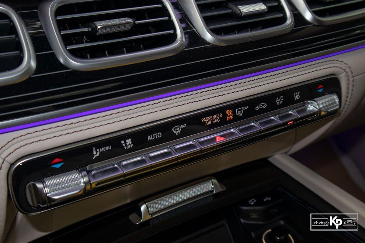 Ảnh Điều hòa xe Mercedes-Maybach GLS 600 2021