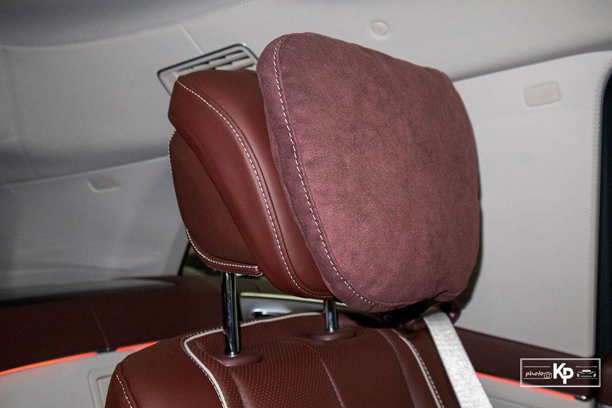 Ảnh Đệm ghế xe Mercedes-Maybach GLS 600 2021